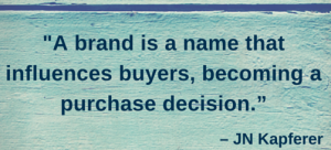 What is a brand? | Ervin & Smith