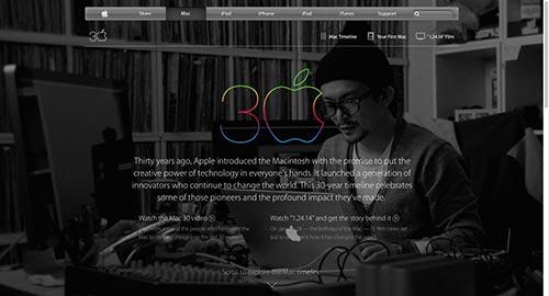 apple 30 years