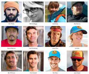 Learn from Patagonia brand ambassadors