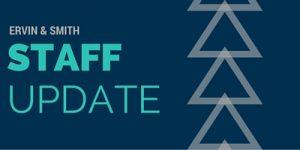 Ervin & Smith Staff Update