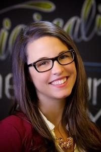 Photo of Katie Herzog, Director of Marketing