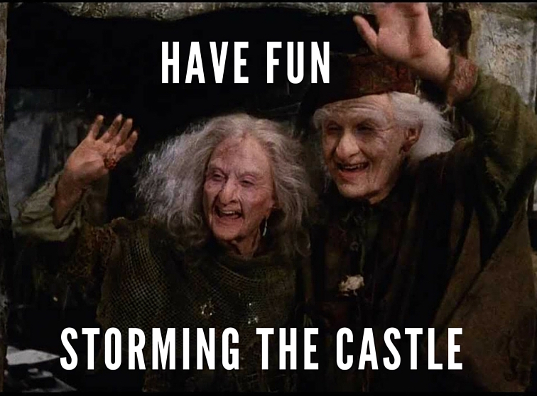 StormingTheCastle