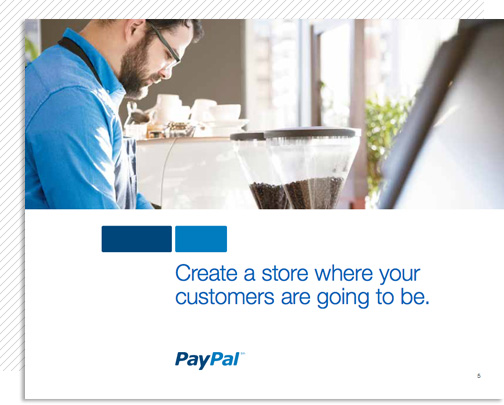 content creation paypal
