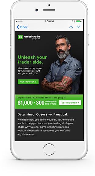 mobile web design tda