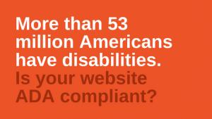 Is your website ADA compliant
