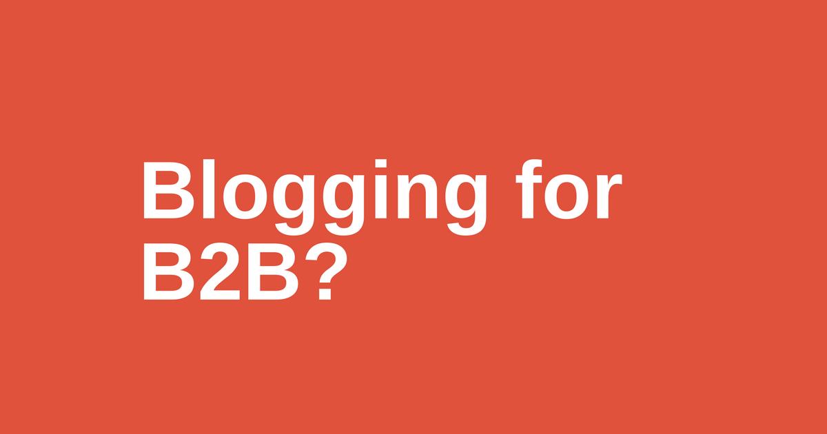Blogging-for-B2B-marketing