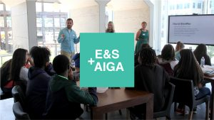 AIGA Partnership 4 Kids